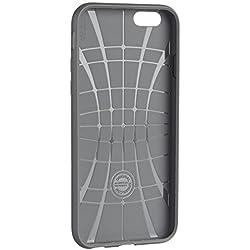 Cover iPhone 6s, Spigen Cover iPhone 6 [TPU Shock-Absorption] **Capsule**Gray** Custodia cover Assorbimento di Scossa Chiaro TPU Goccia Protezione, Custodia iPhone 6S, Custodia iPhone 6 (SGP11752)