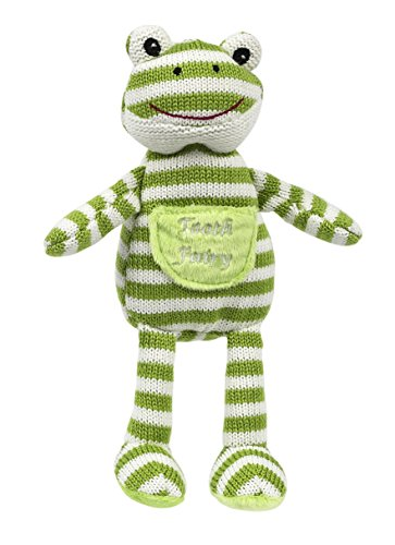 Maison Chic Freckles The Frog Tooth Fairy Plush