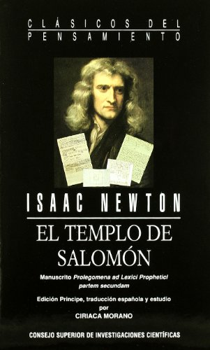 El Templo De Salomón. : Edición Príncipe, Traducción Española Y Estudio: