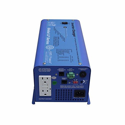 AIMS Power 600 Watt Pure Sine Inverter Charger 12V ETL Certified to UL 458 by Aims (Image #2)