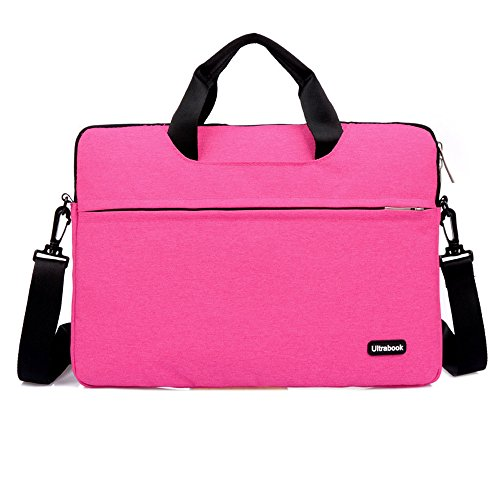 Price comparison product image HESTECH Laptop Case, Laptop Shoulder Bag, Multi-functional Notebook Sleeve, Carrying Case With Strap for 11.6-12 inch Chromebook Macbook HP Stream Acer Asus Dell Lenovo