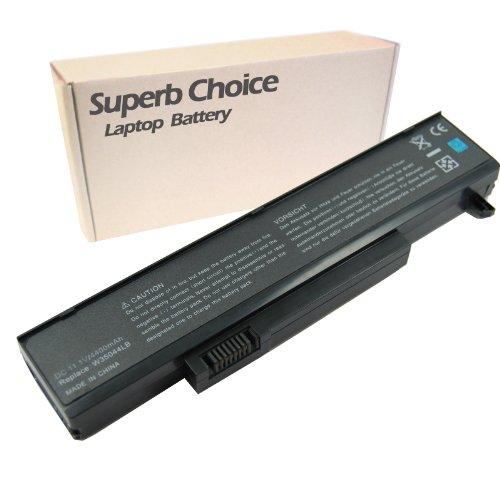 Superb Choice Battery Compatible with Gateway 2524264 3UR18650F-2-ARM BT.00603.056 SQU-715