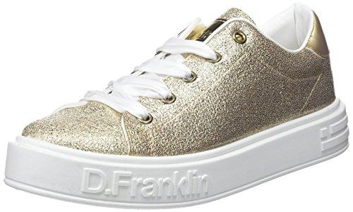 Femme Gumme Sneakers D Franklin Basses Gemstone XqRTR5