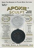 Apoxie Sculpt 1/4 Lb. Super White