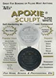 Apoxie Sculpt 1/4 Lb. Super White