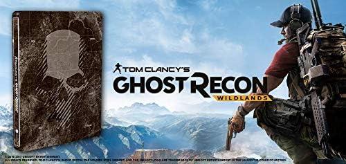 Tom Clancys Ghost Recon Wildlands Limited Steelbook Metal Case ...