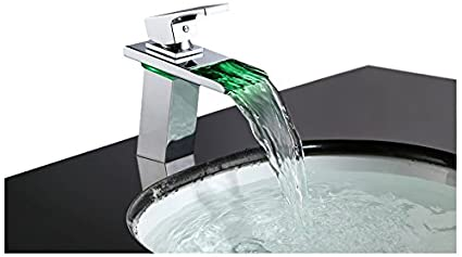 Waterfall Bathroom Faucet Canada on