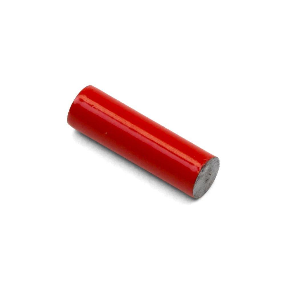 Magnet Expert® 2x 6mm diamètre x 20mm Alnico rond bar/tige aimants, kg force d'adhérence, 1 ensemble kg force d'adhérence Magnet Expert® ALROD0620-1