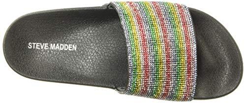 Us 0 Rainbow 7 Sandal Women's Steve Multi Fancy Madden 8na1nZqf