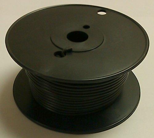 激安超安値 ブラック12 AWG AWG Upワイヤ Stranded 50 V自動車Hook Upワイヤ – – 100 'ロール B005KNCDDE, ラフォルム:65e8d507 --- hohpartnership-com.access.secure-ssl-servers.biz
