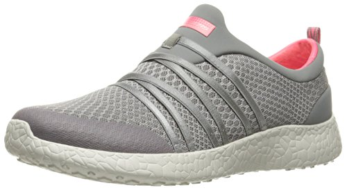 Women's Burst Coral Daring Fashion Skechers Sneaker Grey Very Sport 4gxqZwCfB
