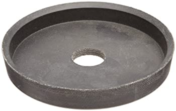 """Piston Cup Seal, Buna-N, 1/2"""" Height, 5/8"""" ID, 2"""" OD (Pack of 1)"""