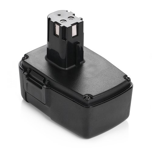 Powerextra Craftsman 13.2V 2000mAh Ni-CD Replacement Power Tool Battery for 11147 27493 315.22453 11064 11095 981090-001 981563-000