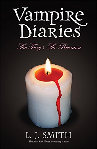 The Vampire Diaries: Volume 2: The Fury & The Reunion: B...