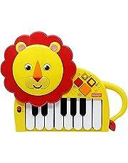 Fisher-Price Lion Djur Piano Musikalisk Leksak