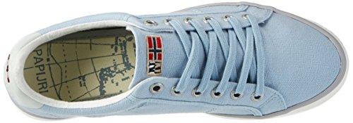 Scarpe Napapijri Damen Astrid Sneakers Blau (alba Blu)