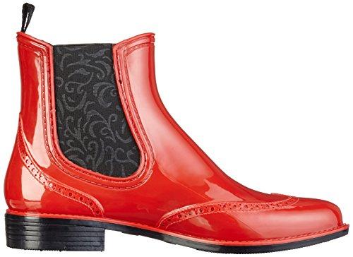 Pluie 5 Rouge de Femme 501 Mustang Rot Bottes 3121 ZxwqCxIH
