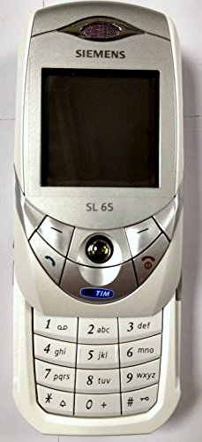 (SIEMENS SL65 UNLOCKED DUAL BAND GSM CELLPHONE FOR EUROPE AND ASIA,WITH VGA CAMERA,Infrared port.)