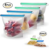 Reusable Silicone Food Grade Storage Eco Friendly Produce...