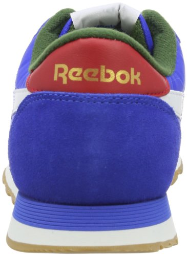 cheap fashion Style Reebok Mens CL NYLON R13 High-Top Multicolor - Mehrfarbig (Vital Blue/White/Excellent Red/Racing Green) release dates online outlet wide range of outlet perfect I2Umg