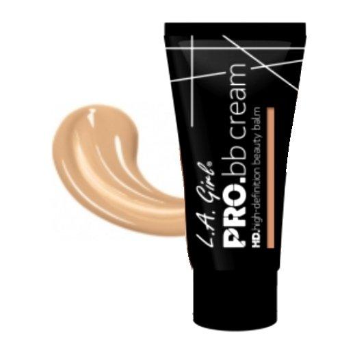 コンペ警戒スポーツ(6 Pack) LA GIRL HD Pro BB Cream - Fair (並行輸入品)