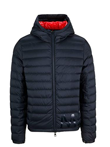 0863bfd609 Moncler Men's 403769953333776 Blue Polyamide Down Jacket