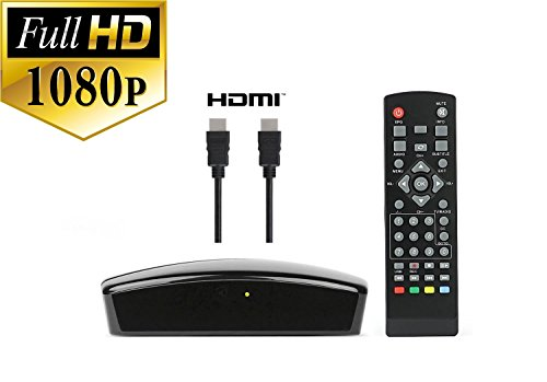 Digital TV Tuner for viewing and recording HD digital channe