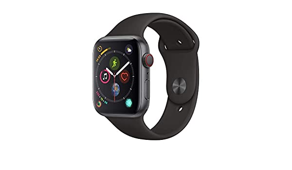 Apple Watch Series 4 Reloj Inteligente Gris OLED Móvil GPS (satélite): Amazon.es: Electrónica