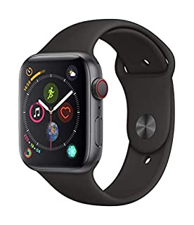 AppleWatch Series4 (GPS+Cellular, 44mm) - Space Gray Aluminum Case with Black Sport Band (B07HDHLPBM) | Amazon price tracker / tracking, Amazon price history charts, Amazon price watches, Amazon price drop alerts