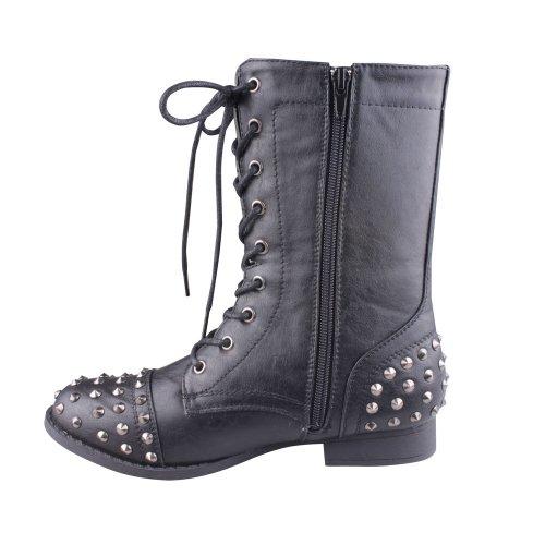 02 Boots Libby Refresh Black Women YZxXayE