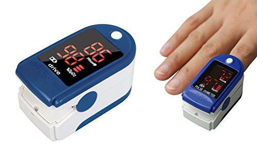 Caldor Sport Fingertip Oximeter Athletes