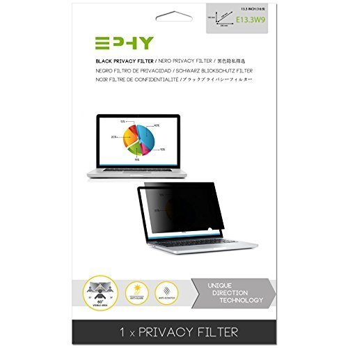 (EPHY Anti-Glare Privacy Filter For 13.3