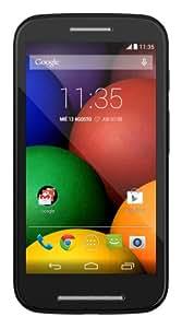 "Motorola Moto E - Smartphone libre Android (pantalla 4.3"", cámara 5 Mp, 4 GB, Dual-Core 1.2 GHz, 1 GB RAM), negro"