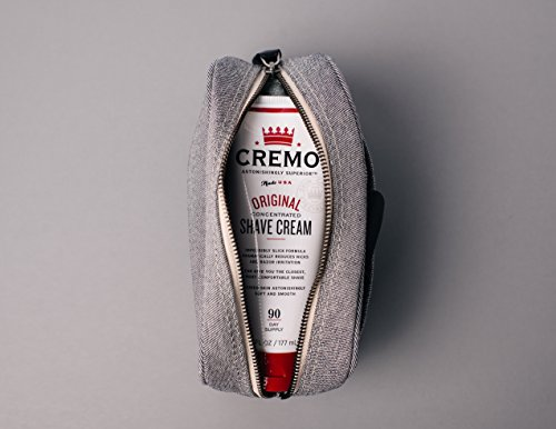 how to use cremo shave cream