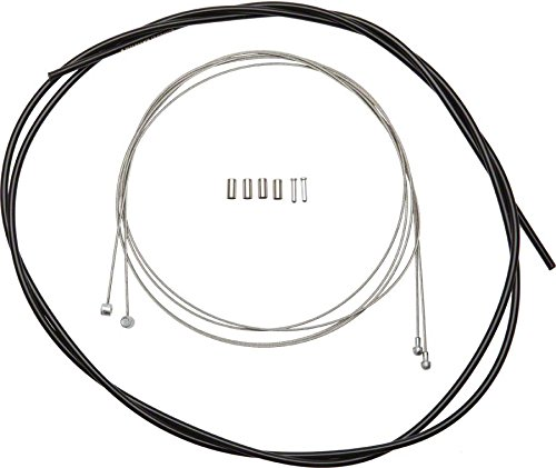 Shimano Universal Standard Brake Cable Set, For MTB or Road Bikes ()
