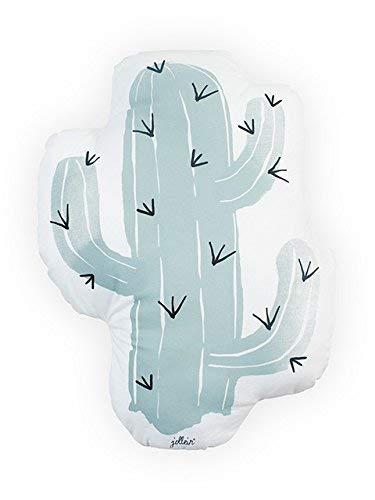 Jollein 015-001-65136 Deko-Kissen Kaktus