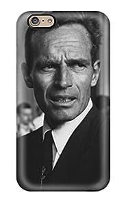 NiPOQIH2408MadVz Faddish Charlton Heston Case Cover For Iphone 6