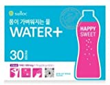 Osulloc Water + Happy Sweet 30 sachets in a box Review