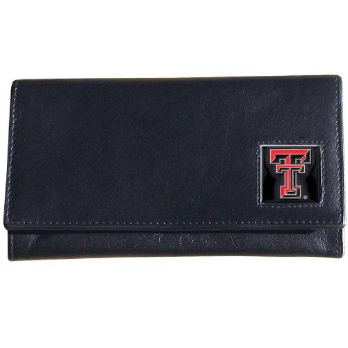 (Texas Tech Raiders Women's Leather Wallet)