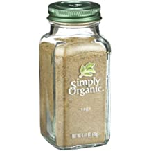 Simply Organic Ground Sage, 1.41 Ounce -- 6 per case