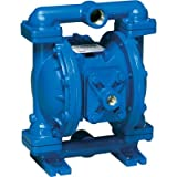 Sandpiper Air-Operated Double Diaphragm Pump - 1in. Inlet, 45 GPM, Aluminum/Buna, Model# S1FB1ABWAN5000