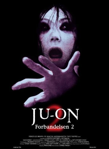 Ju-on: The Grudge 2 Poster Movie Danish (Grudge 2 Poster)