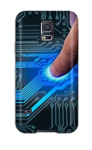 Garrison Kurland's Shop 4752275K25708026 New Arrival Circuit For Galaxy S5 Case Cover