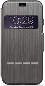 Moshi Protection Cover for iPhone 7, Charcoal Black, 99MO072008