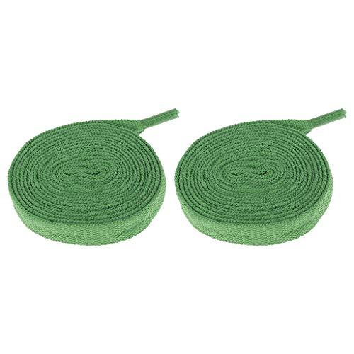 Patin De Lacets Roulettes Rollers Vert Skate Paire 1 Fityle Accessoires F À tIqYZ