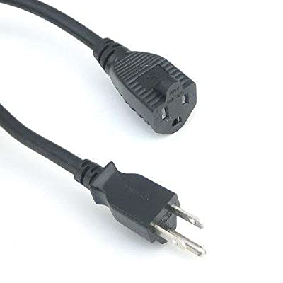 Power Extension Cord (Indoor & Outdoor Rated)