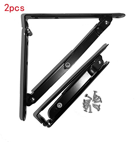 foldable wall brackets - 2