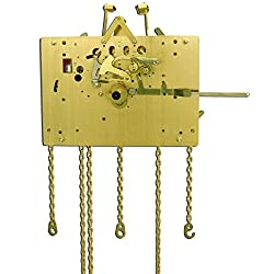 Hermle 1161-053 Grandfather Clock Movement (1161-053/114cm)