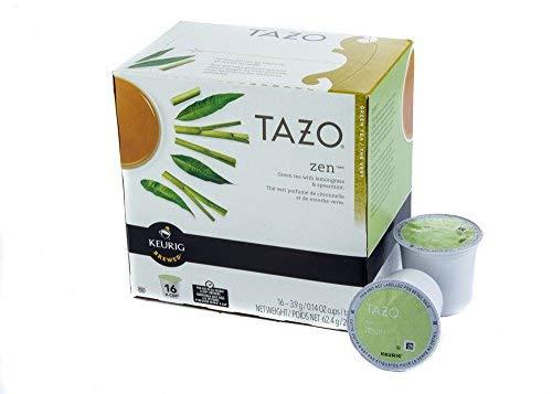 Tazo-Zen Green Tea-K-Cup-16ct