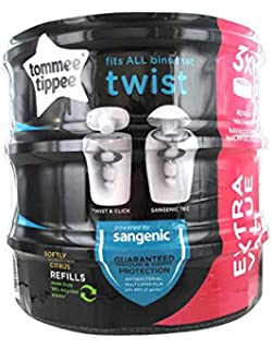 Tommee Tippee Sangenic Tec - Recambios para el contenedor (pack de 9): Amazon.es: Bebé